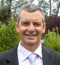 Principal, Mr Mel Johnston