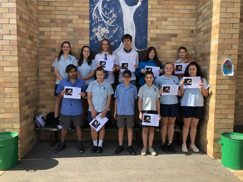 Moorambilla students 2018
